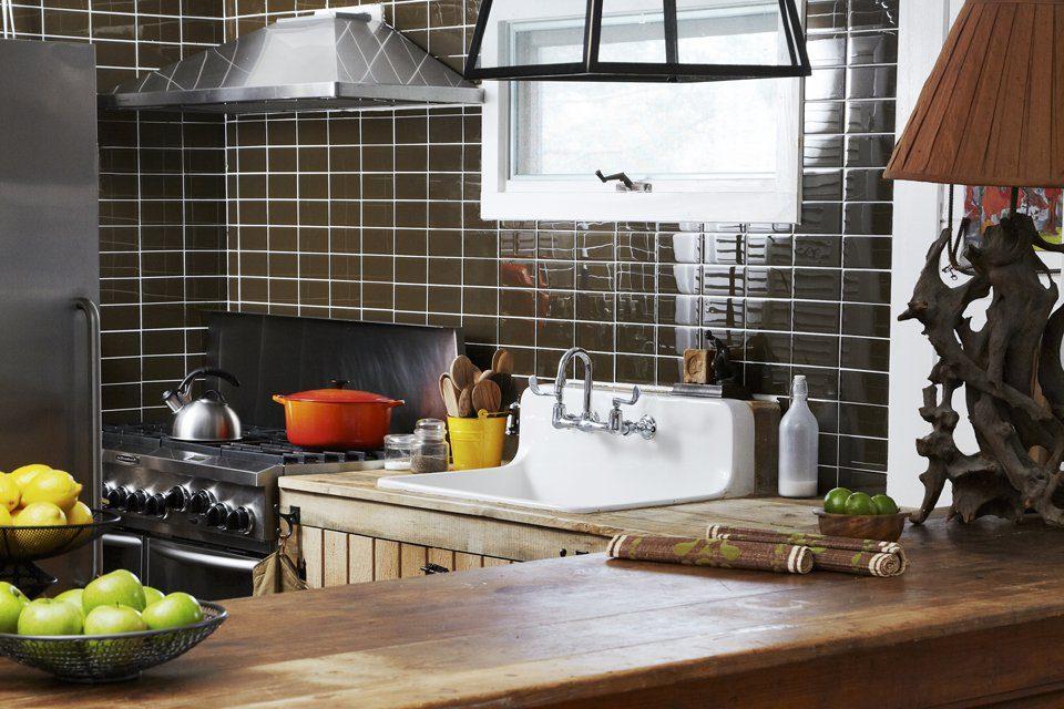 Azulejos modernos de cocina im genes y fotos - Azulejos para cocina modernos ...