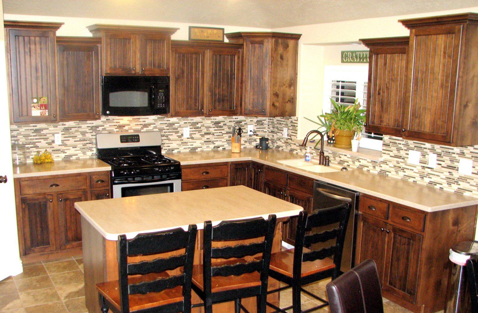 Azulejos para una cocina r stica im genes y fotos - Azulejo para cocina rustica ...