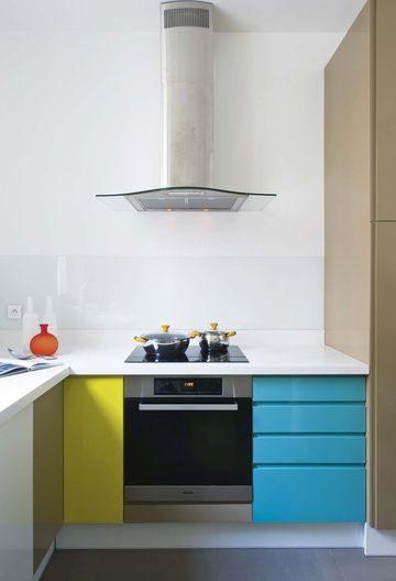 campana de cocina moderna