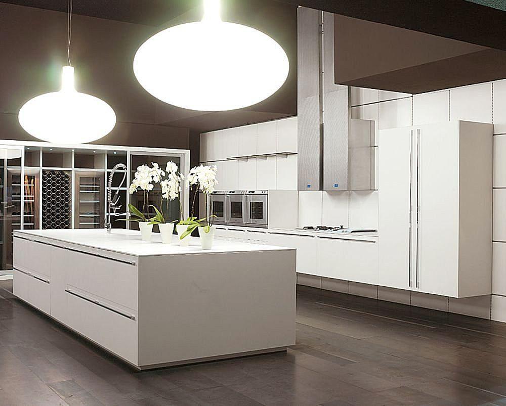 Cocina de diseño minimalista :: Imágenes y fotos