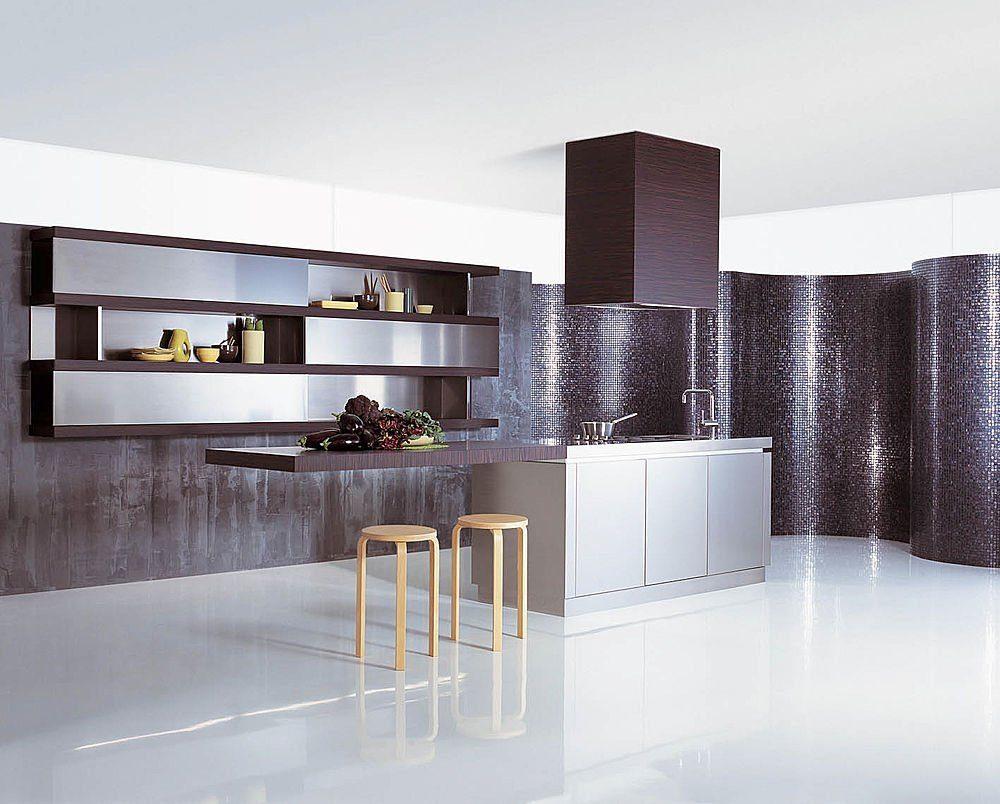 Cocina moderna de diseño :: Imágenes y fotos