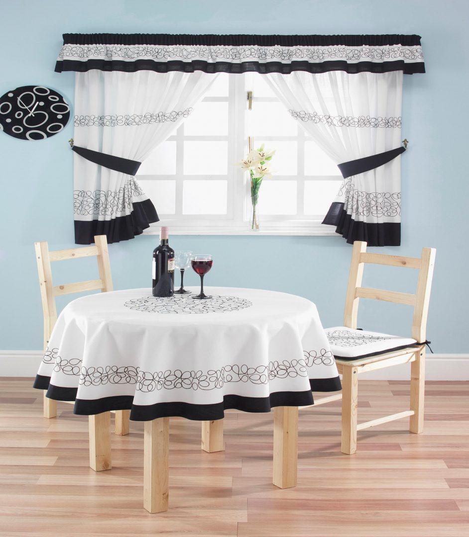 Cortinas para cocina im genes y fotos for Disenos de cortinas para cocinas modernas