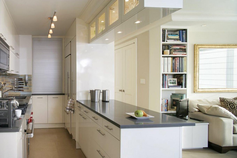 Decoraci n de cocinas peque as im genes y fotos for Imagenes de decoracion de cocinas
