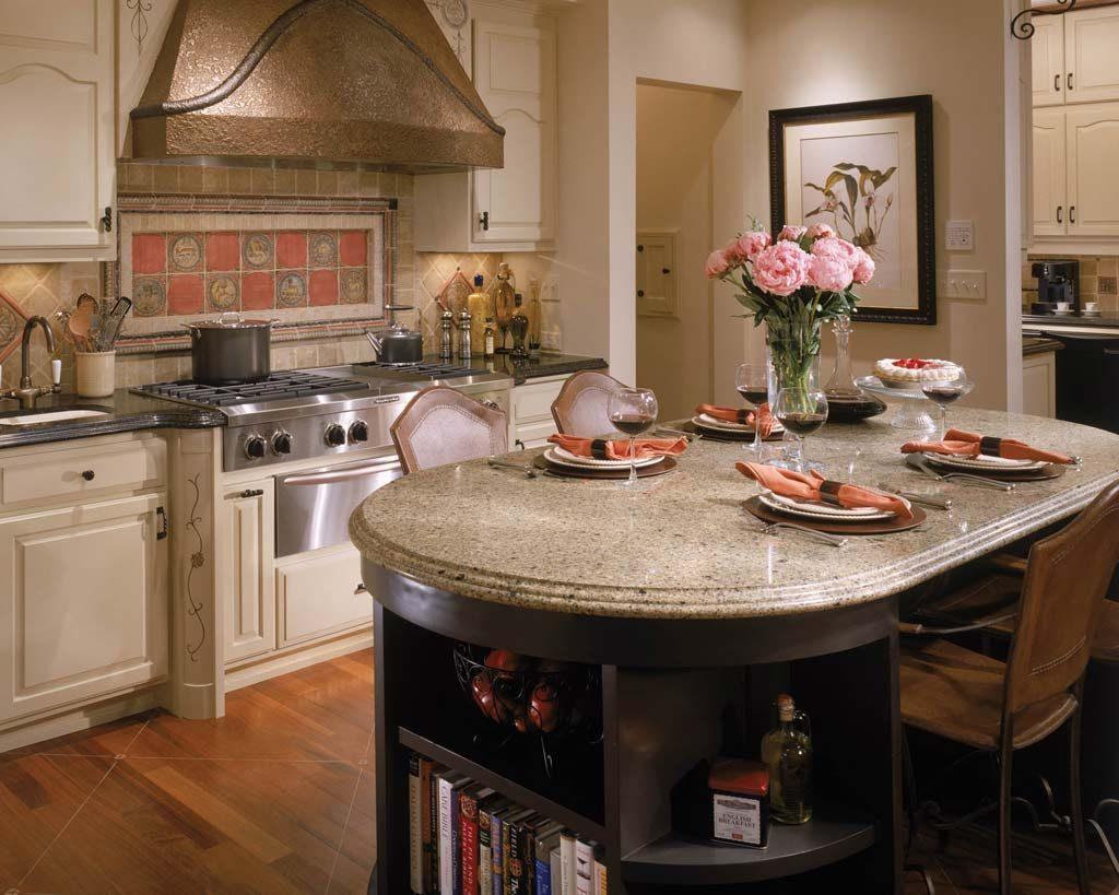 Mesa de cocina ovalada im genes y fotos - Mesas de cocina bricor ...