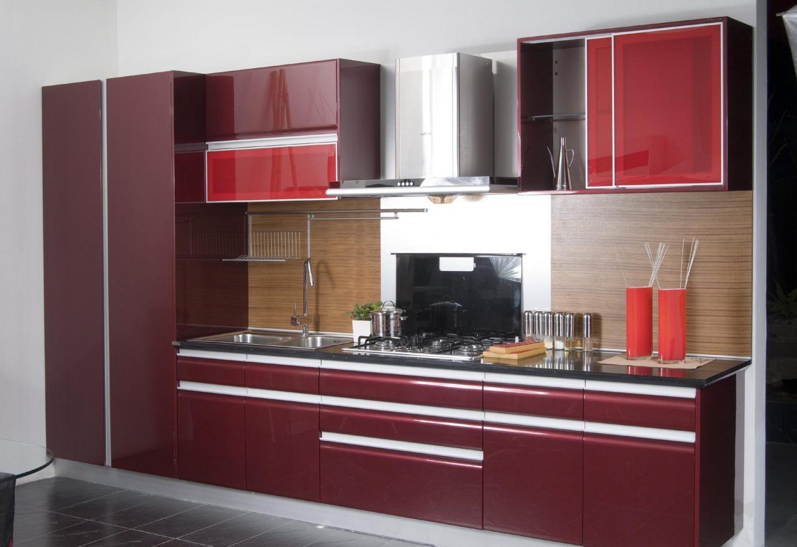 Muebles de cocina modernos im genes y fotos for Esmalte para muebles de cocina