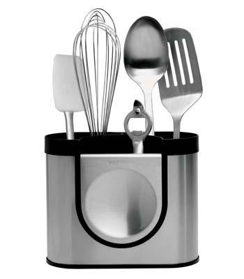 Organizador para los utensilios de cocina im genes y fotos for Utensilios modernos