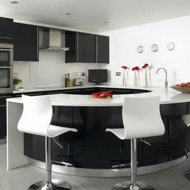 Taburetes De Cocina Modernos Imagenes Y Fotos - Taburetes-de-cocina-modernos