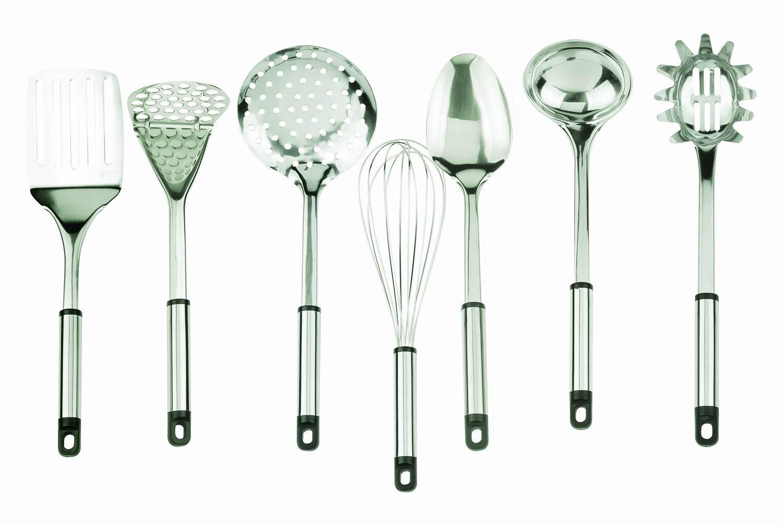Galer a de im genes utensilios de cocina - Cucharones de cocina ...